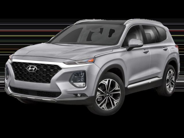 Gray 2019 Hyundai Santa Fe