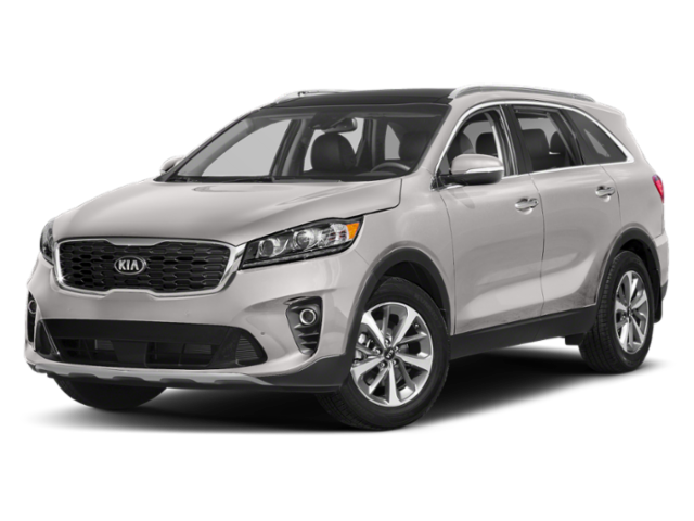 Light gray 2019 Kia Sorento