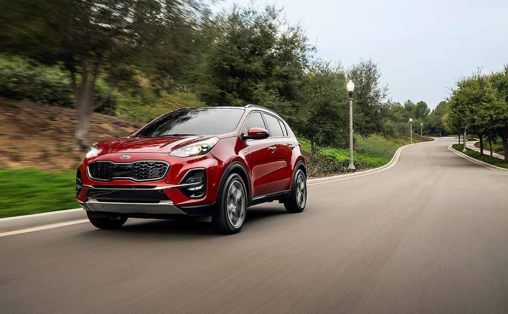 2020-Kia-Sportage-Driving