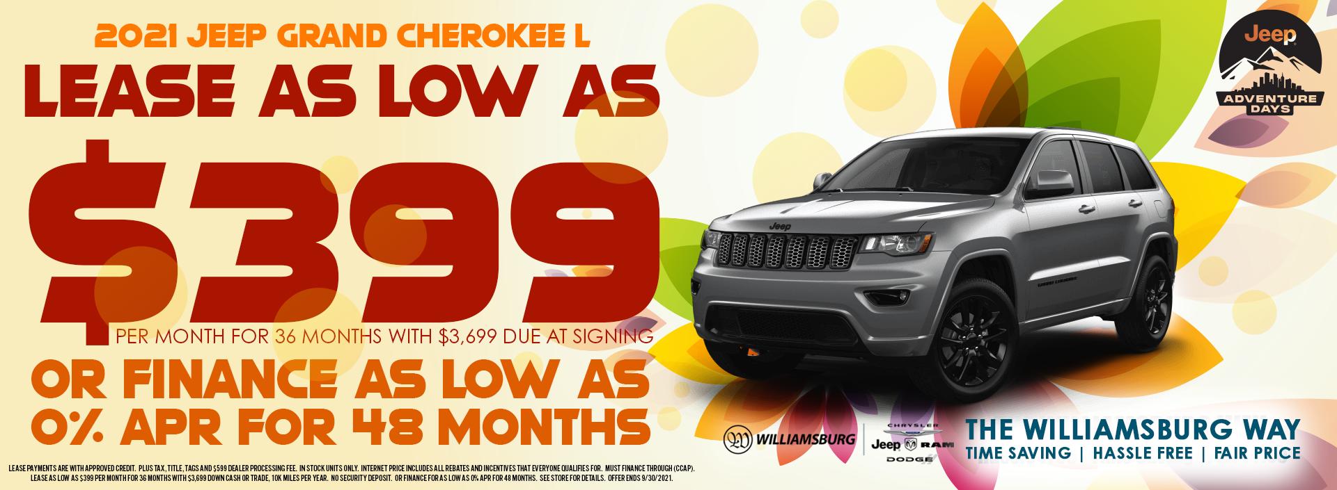 Grand Cherokee L