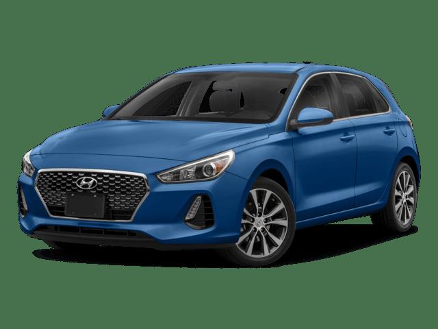 NEW 2018 Hyundai Elantra GT FWD Hatchback