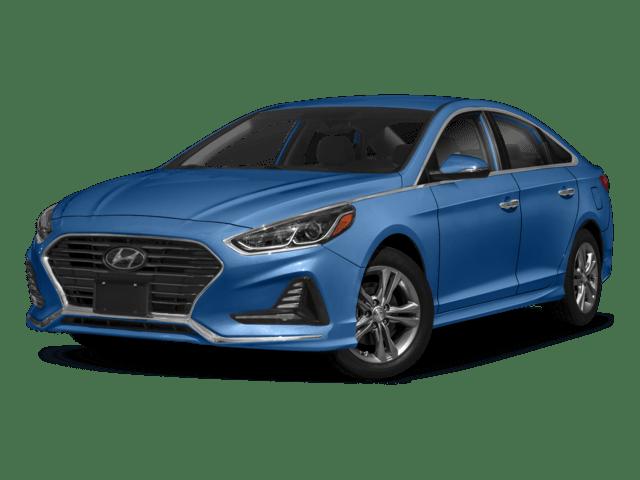 NEW 2018 Hyundai Sonata SE 4dr Sedan