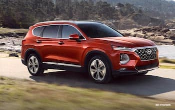 2019 Hyundai Santa Fe Near Madison