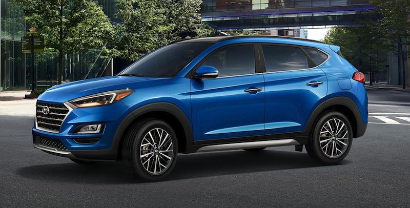 2019 Hyundai Tucson near Madison