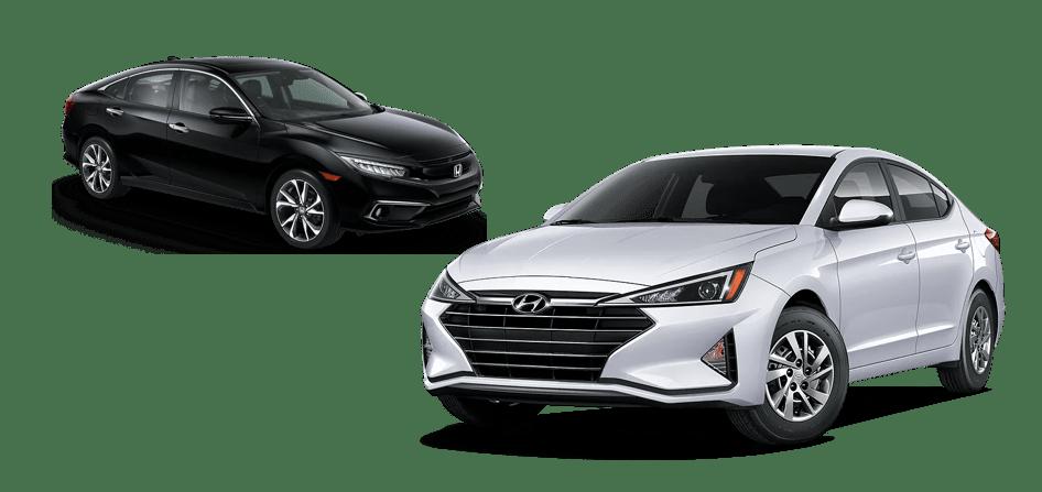 2020 Hyundai Elantra near Brandon