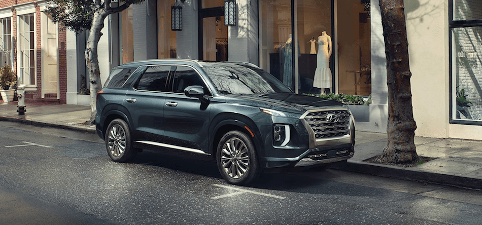 2020 Hyundai Palisade near Madison