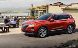 2020 Hyundai Santa Fe Near Brandon