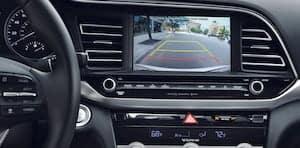 2020 Hyundai Elantra Dashboard