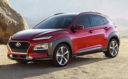 2020 Hyundai Kona Near Brandon