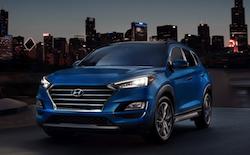 2020 Hyundai Tucson Near Brandon