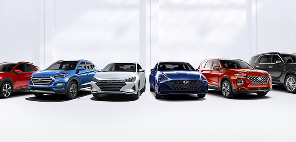 2020 Hyundai Model Year Changes