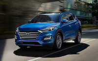 2020 Hyundai Tucson for sale near Brandon