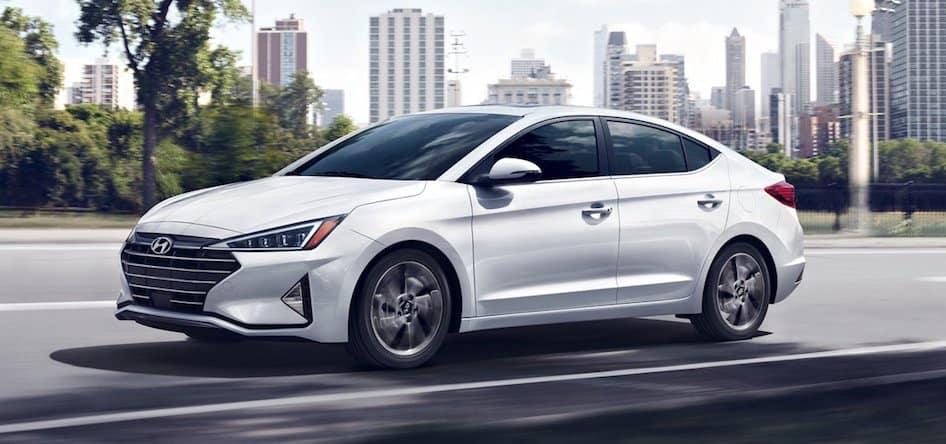 2020 Hyundai Elantra for sale near Brandon