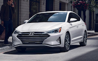 2020 Hyundai Elantra for sale near Brandon