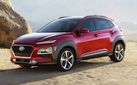 2020 Hyundai Kona for sale near Brandon