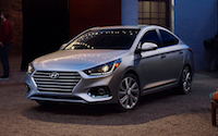 2020 Hyundai Accent for sale near Brandon