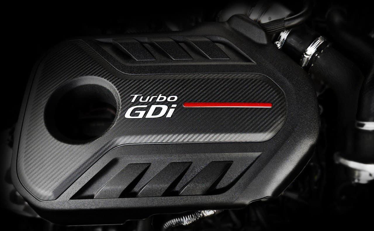 Turbo GDi Engine of 2018 Kia Optima