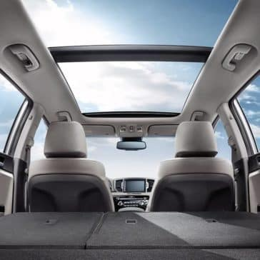 2019 Kia Sportage panoramic roof