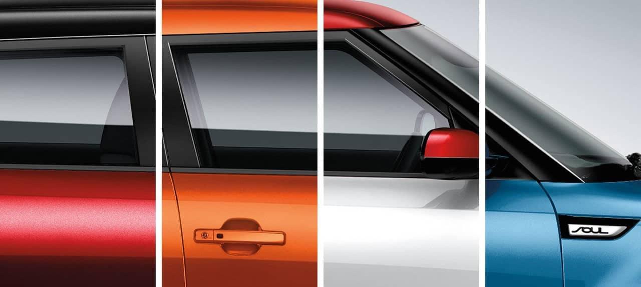 Kia Soul Colors >> 2019 Kia Soul Color Options Interior And Exterior Colors