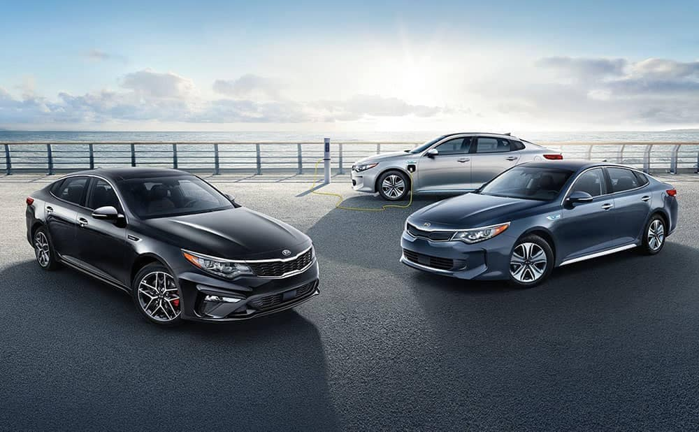 2019 Kia Optima Trio