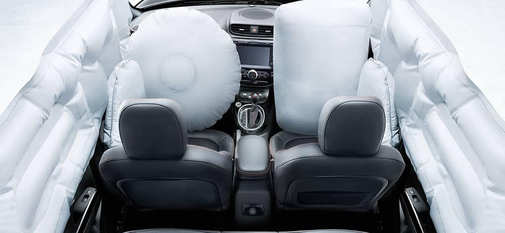 2019 Kia Soul Airbags