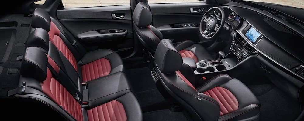 2019 kia optima interior reviews