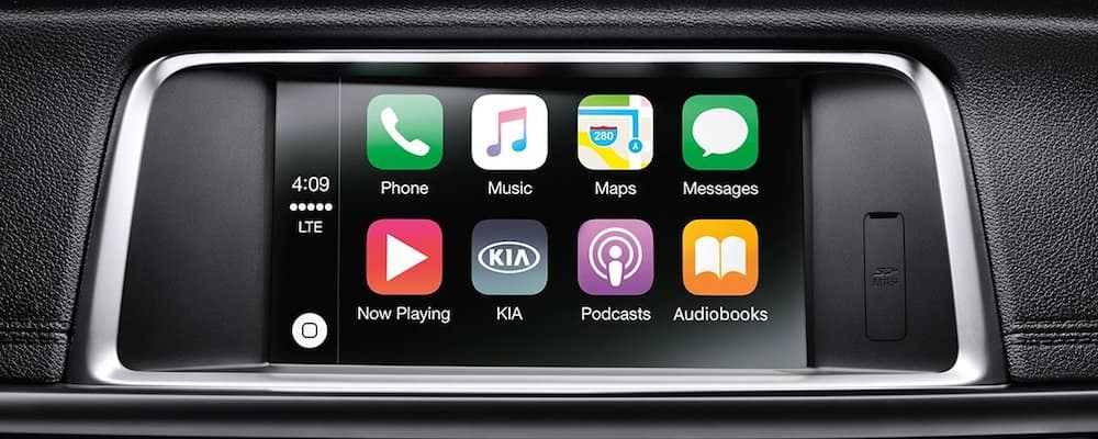 2019 optima apple carplay