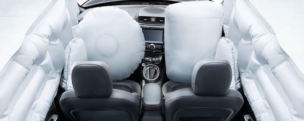 2019 soul airbag display