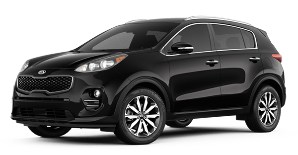2019 sportage ex trim level