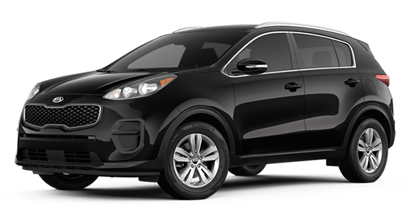 2019 sportage lx trim level