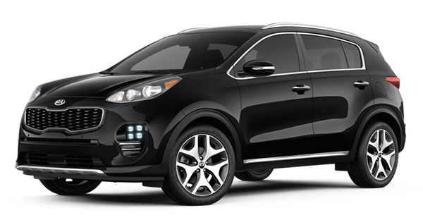 2019 sportage sx turbo trim level