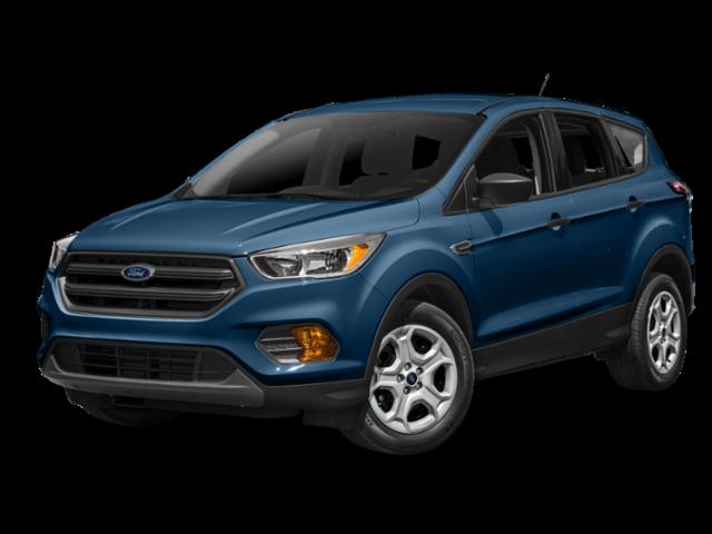 Blue 2019 Ford Escape