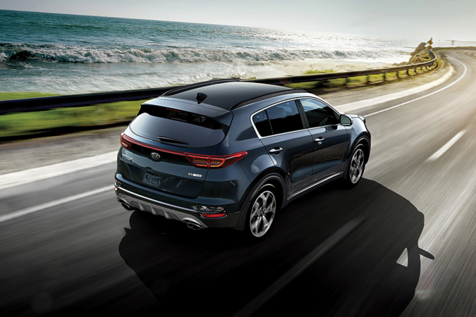 Kia sportage Performance