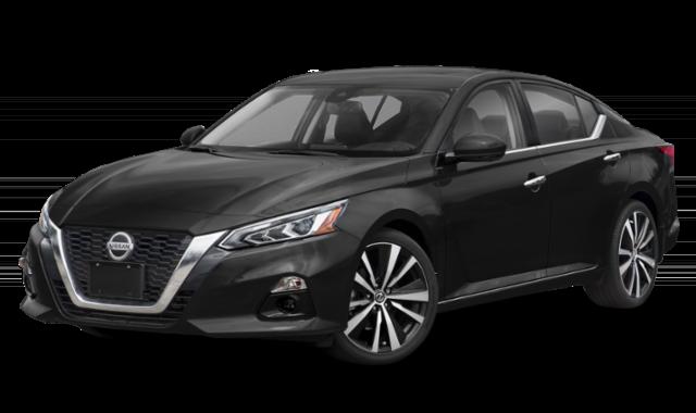 Black Nissan Altima