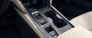 2018 Honda Accord electronic gear selector