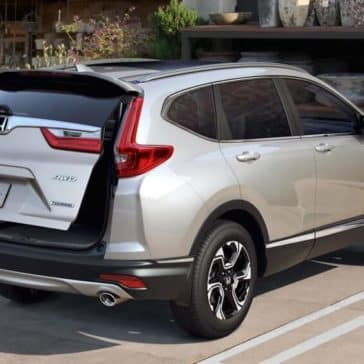 2018 Honda CR-V tailgate