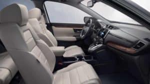 interior cabin 2018 Honda CR-V