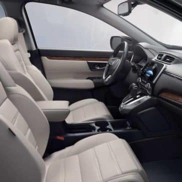 interior cabin 2018 Honda CR-V