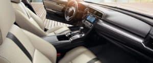 2018 Honda Civic interior cabin