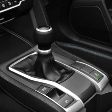 2018 Honda Civic 6 speed shifter