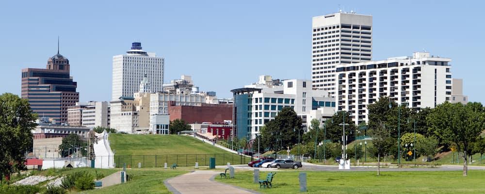 Park in Memphis
