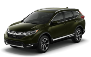 2018-Honda CR-V Touring 2WD