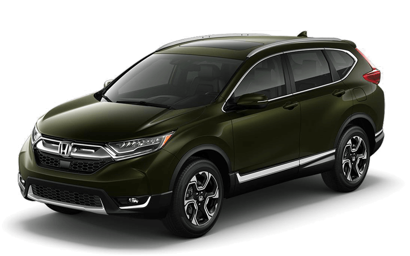 2018-Honda CR-V Touring 2WD