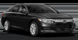 Black 2018 Honda Accord