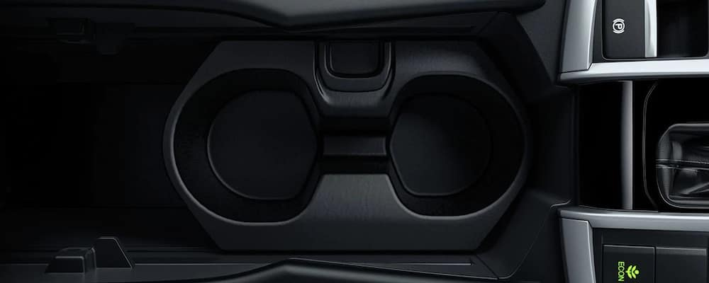 Honda Civic Center Console