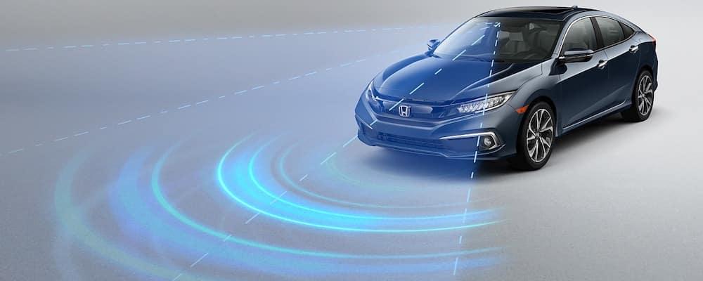 2019 Honda Civic Honda Sensing