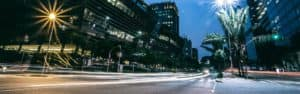 Streetlight Background