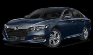 2019 Honda Accord EX Sideface