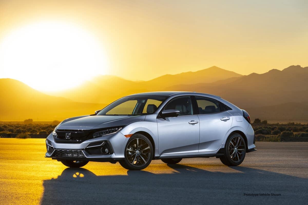 2020 Honda Civic Colors