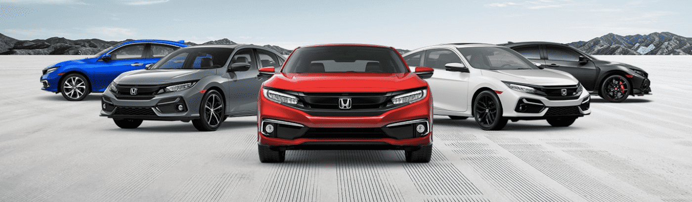 Honda Civic Lineup